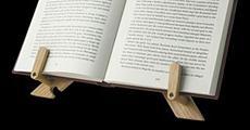 Сгъваема поставка за книга