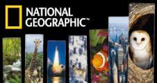 3D Разделител за книга National Geographic