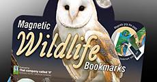 Разделител за книга с диви животни