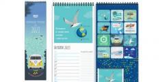 Календар-планер 2021 - Кажи да на приключенията