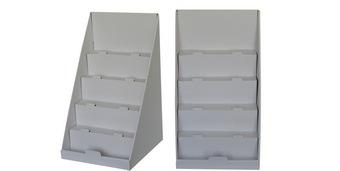 Стелаж за картички и книжки - картон