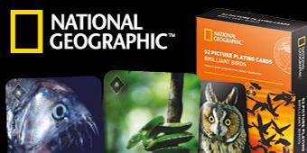Карти National Geographic