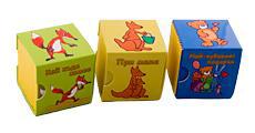 Книжки кубчета