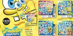 Стикер Sponge Bob