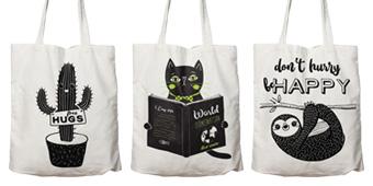"Чанти за пазаруване ""Happy bags"""