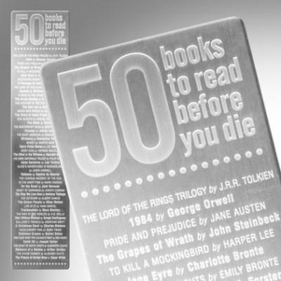 50 Books 1