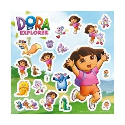 stiker-dora-radostna