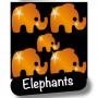 stiker-elephants