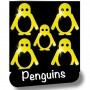 stiker-penguins